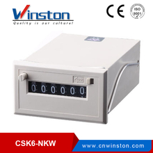 CSK6-NKW DC 24V Professional Digital Electromagnetic Counter