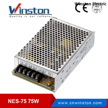 NES-75 75W Efficient single output Switching power supply