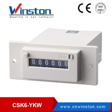 CSK6-YKW DC 24V Time Relay Digital Electromagnetic Counter