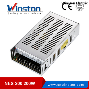 NES-200 200W Efficient single Switching power supply