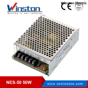 NES-50 50W Efficient single output AC to DC Switching power supply