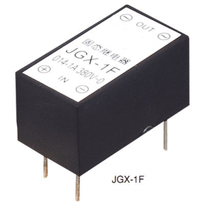 JGX-1F PCB Type AC solid state relay