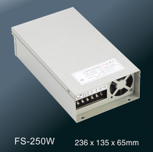 FS-250W LED rainproof power supply