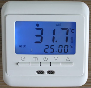 WST11H Weekly programmable Thermostat