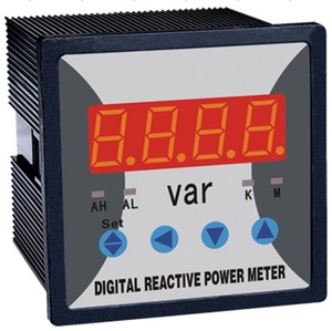 WST183Q 3 phase 4 wire digital reactive power meter