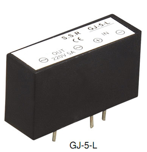 GJ-5-L PCB Type AC solid state relay