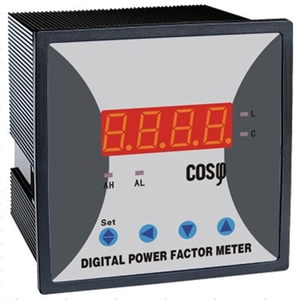 WST183H 3 phase digital power factor meter