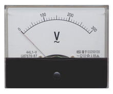 44L1 Moving Coil instrument AC Voltmeter