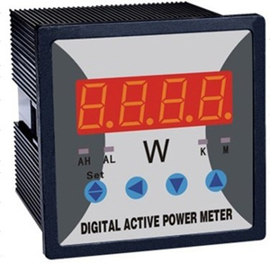 WST183P 3 phase 4 wire digital active power meter