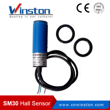 Factory High Efficiency Detect Magnet Hall Sensor PNP/NPN SM30