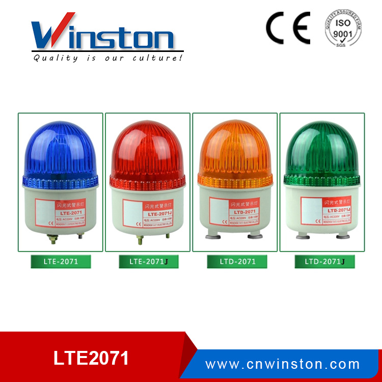 LTD-2071J LED flashing warning light with sound