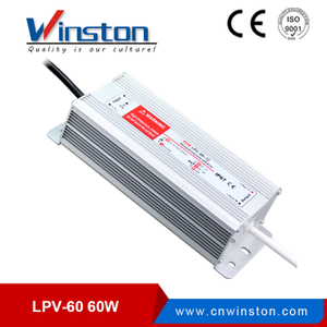 CE LPV-60W waterproof led driver swimming pool led light power supply