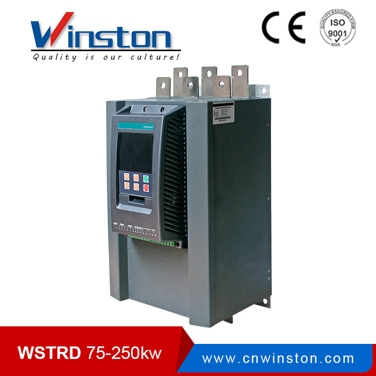 Factory 110 kw motor soft drive 380 v soft starter with CE