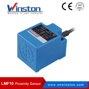 LMF10 flush PNP proximity sensor switch