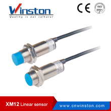 High Efficiency Inductive Linear Proximity Sensor XM12 With CE