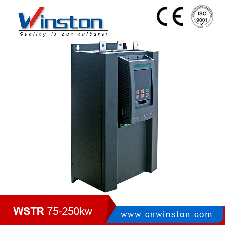 Multiple Start 132kw AC Three Phase Motor Soft Starter WSTR3132