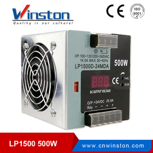 LP-500 500W ac/dc power supply