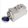 32A IP44 Waterproof Interlock Switch Socket With CE