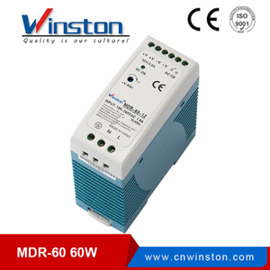 Direct factory price 60W 24V MDR-60-24 Din rail LED driver