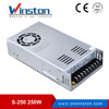Factory 250W S-250 AC / DC Constant Voltage Power Supply