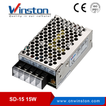 Winston SD-15W 15W single output wide inoput range dc to dc converter