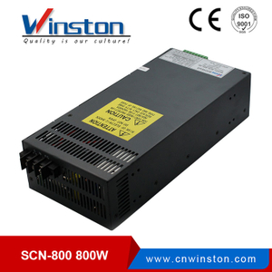 Parallel 800W SCN-800 High-Power Single Output Power Supply