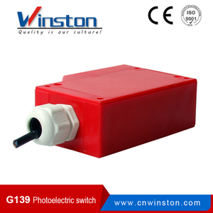G139 photoelectric through beam type infrared switch sensor