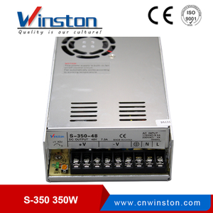 350W S-350-110 110VAC Input 110VDC Output Power Supply Customized