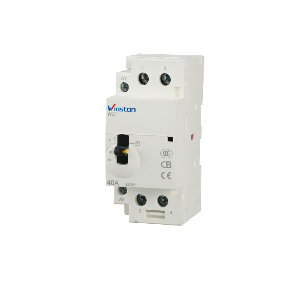 Factory Electricity Home 40A 2P Household DC Contactor