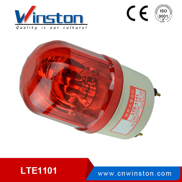LTE-1101J green led warning strobe light road hazard warning light