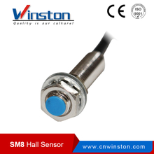 Winston Hall Sensor With 10mm Detection Distance SM8 With CE