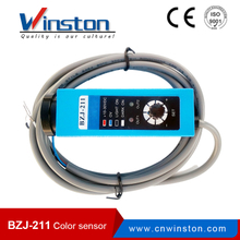 BZJ series of color marking sensor color sensor
