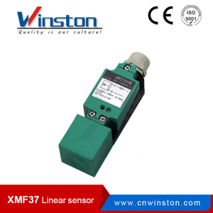 Manufacturer Plastic Inductive Poximity Linear Switch XMF37 With CE