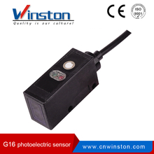 G16 diffuse type photoelectric switch sensor with CE