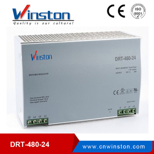 DRT-480 48V 480W din rail led driver power supply