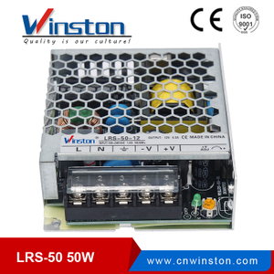 Winston LRS- 50W new series single output 50W 5V to 48V switch power supply