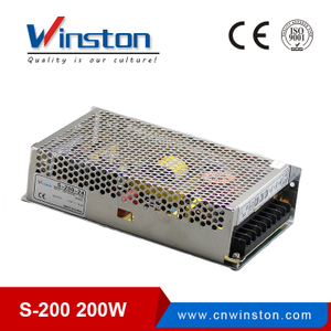 201W S-201 Series Single Output Power Supply For Indoor Use