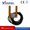G63 photoelectric infrared beam type fork sensor with CE