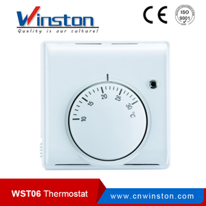 WST06 Floor Heating Digital Thermostat