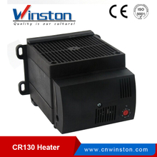 CR 130 compact design panel mount fan heater 950w